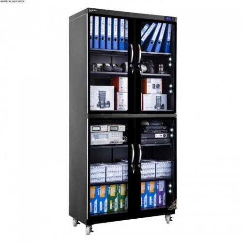Nikatei Moisture Proof Cabinet NC-600S Silver