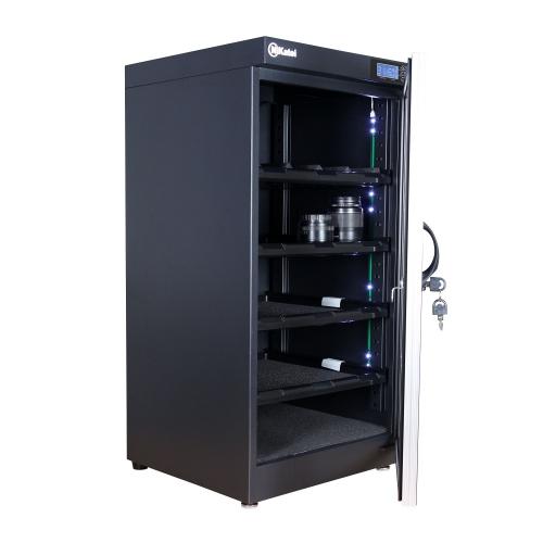 Nikatei Moisture Proof Cabinet NC-100S Silver